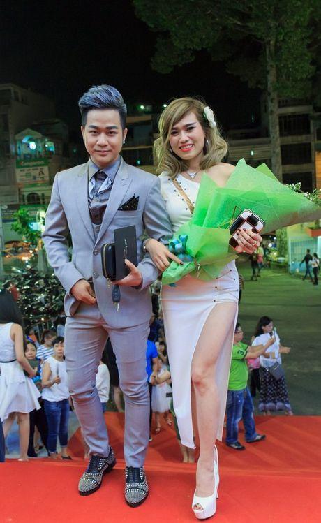 Quach Tuan Du: 'Ban gai toi da ly hon va co con rieng' - Anh 1