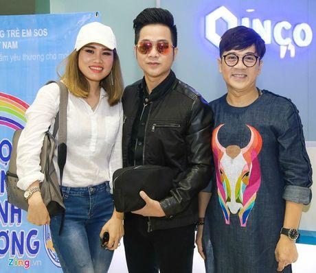 Quach Tuan Du: 'Ban gai toi da ly hon va co con rieng' - Anh 2
