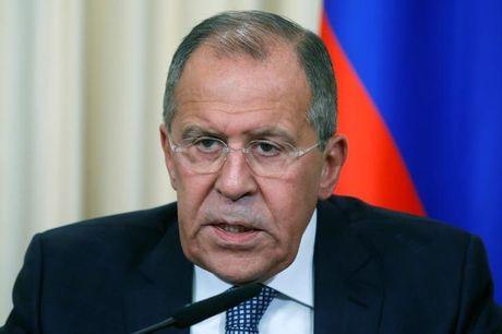 Ngoai truong Lavrov: My de doa an ninh quoc gia Nga - Anh 1