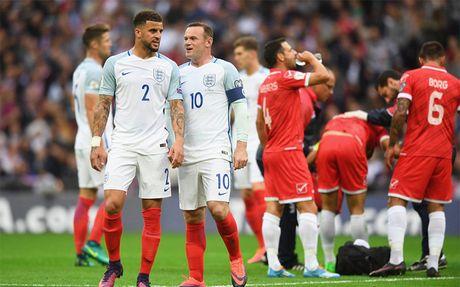 Rooney mo nhat, Anh thang nhe 'be hat tieu' Malta - Anh 4