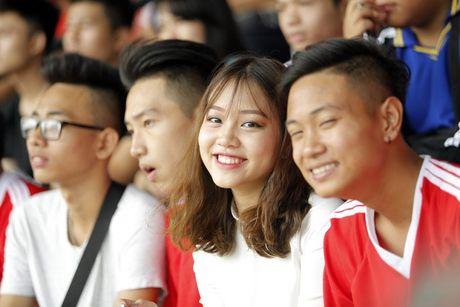 Nu sinh Ha Thanh khoe sac tai giai bong da hoc sinh PTTH - Anh 10