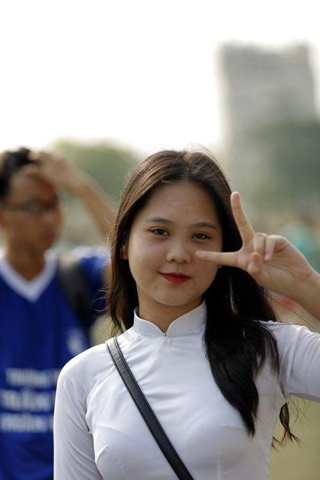 Nu sinh Ha Thanh khoe sac tai giai bong da hoc sinh PTTH - Anh 8