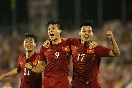 Indonesia 2-2 Viet Nam (H2): The tran can bang - Anh 1