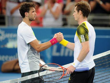 Tennis ngay 9/10: Murray - Dimitrov hoi ngo tai chung ket China Open; Nick Kyrgios len ngoi tai Nhat Ban - Anh 1