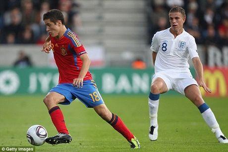 Ander Herrera dang cam thay 'hanh phuc' duoi thoi Jose Mourinho - Anh 1