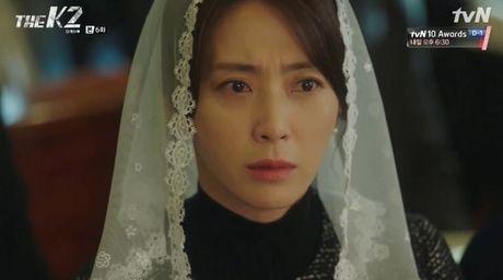 'The K2': Yoona khien Ji Chang Wook trao nu hon dau tien trong hoang so - Anh 4