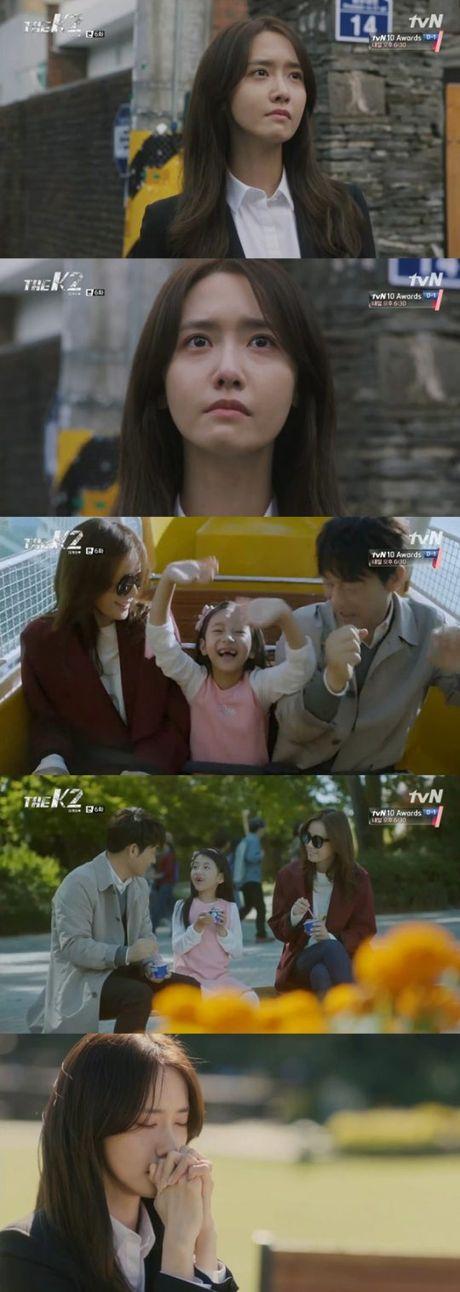 'The K2': Yoona khien Ji Chang Wook trao nu hon dau tien trong hoang so - Anh 5