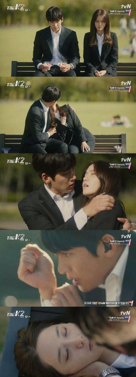 'The K2': Yoona khien Ji Chang Wook trao nu hon dau tien trong hoang so - Anh 6