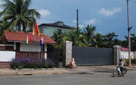 De nghi Quang Nam cung cap thong tin ve Du an Nha may thep Viet - Phap - Anh 1