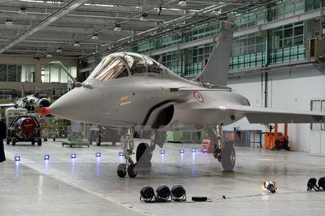 Ba hang de nghi san xuat chien dau co F-18, F-16 va Gripen tai An Do - Anh 1