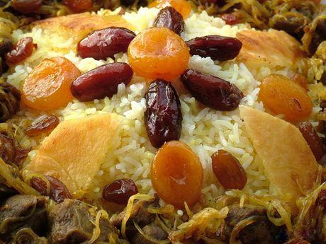 Com Pilaf - Mon an Bac thay cua van hoa am thuc Azerbaijan - Anh 2