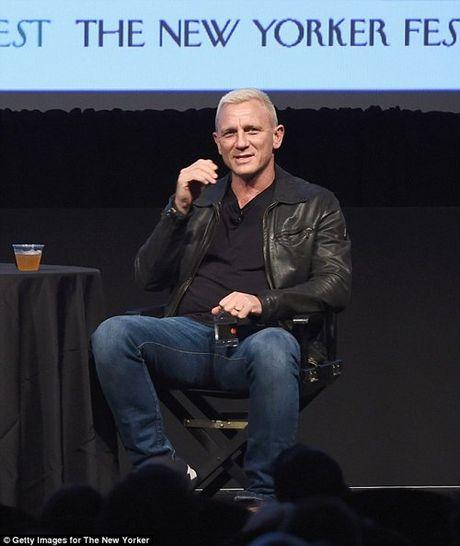 Daniel Craig nhan 3.300 ty de thu vai James Bond lan 6 - Anh 1