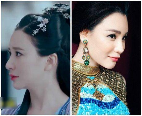 Bat ngo voi nu dien vien Trung Quoc giong het Ho Quynh Huong - Anh 3