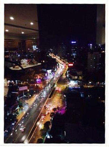 Choang voi 2 dinh thu tai Ha Noi va o que cua Hoang Thuy Linh - Anh 14