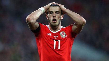 Bale no sung, Georgia van tao duoc bat ngo o Cardiff - Anh 1
