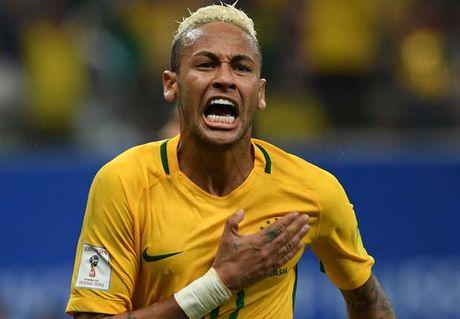 Neymar xuat sac hon Ronaldo va Romario - Anh 1