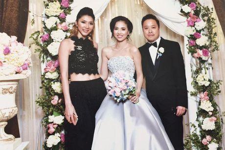 Victor Vu - Dinh Ngoc Diep to chuc dam cuoi o My - Anh 1