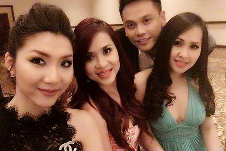 Victor Vu - Dinh Ngoc Diep to chuc dam cuoi o My - Anh 7