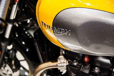 Triumph 'chao hang' moto cafe racer Street Cup 2017 gia re - Anh 5