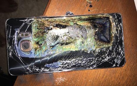 Samsung tam ngung san xuat Galaxy Note 7 - Anh 1