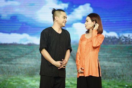 Lang hai mo hoi: Nho diem thap cua Viet Huong, Di Dom vao chung ket bang - Anh 3