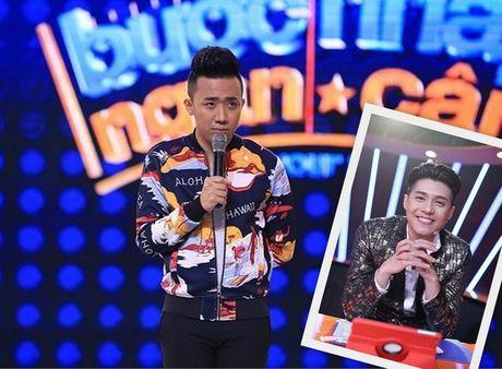 Buoc nhay ngan can: Noo Phuoc Thinh cham choc Tran Thanh chuyen to tinh - Anh 1