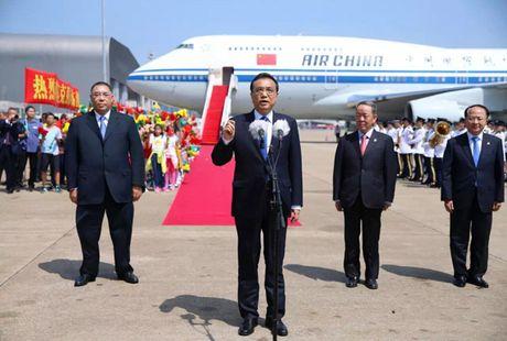 Thu tuong Trung Quoc thi sat Macau - Anh 1