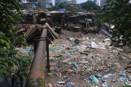 Hà Nội: Cuộc sống người dân cạnh những sông, hồ 'chết'