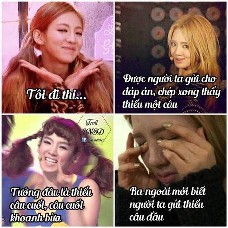 Anh che: Chep bai bi ho, ai dau nhu Hyo Yeon - Anh 1