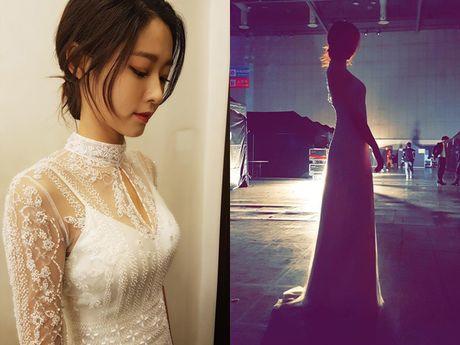 Sao Han 10/10: Chae Yeon (I.O.I) eo nho xiu, Seol Hyun khoe dang quyen ru - Anh 2