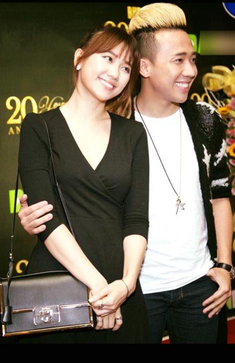 'Sot xinh xich' voi anh tinh tu cua Tran Thanh – Hari Won - Anh 1