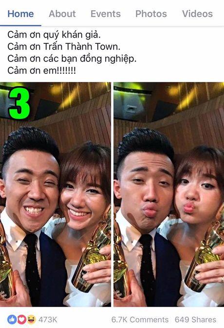 'Sot xinh xich' voi anh tinh tu cua Tran Thanh – Hari Won - Anh 3