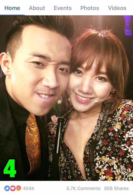 'Sot xinh xich' voi anh tinh tu cua Tran Thanh – Hari Won - Anh 4