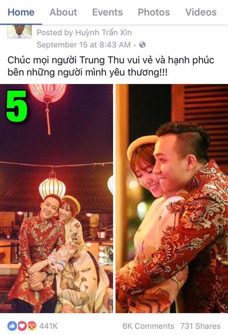 'Sot xinh xich' voi anh tinh tu cua Tran Thanh – Hari Won - Anh 5
