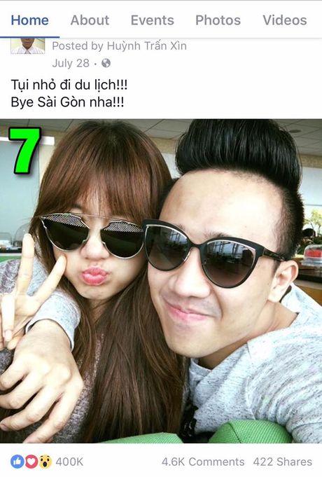 'Sot xinh xich' voi anh tinh tu cua Tran Thanh – Hari Won - Anh 6
