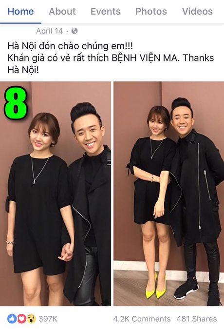 'Sot xinh xich' voi anh tinh tu cua Tran Thanh – Hari Won - Anh 7