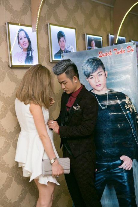 Quach Tuan Du tiet lo ban gai la me don than - Anh 5