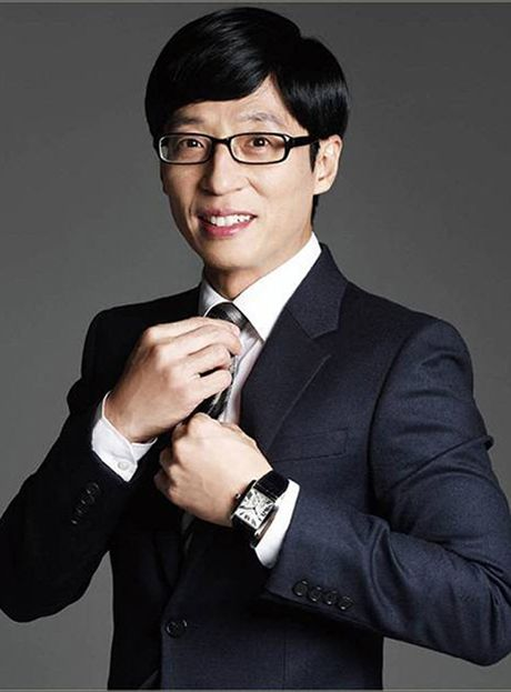 MC cua 'Running Man' la nghe si duoc yeu thich nhat Han Quoc - Anh 1