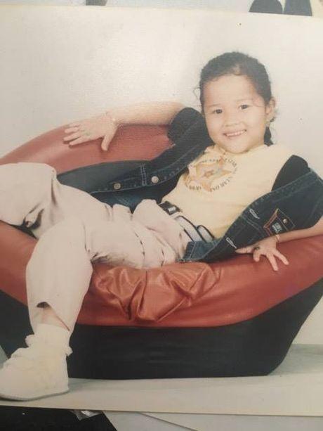 Loat anh 'khi xua ta be' sieu dang yeu cua Aley Nguyen - Anh 12