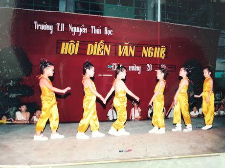 Loat anh 'khi xua ta be' sieu dang yeu cua Aley Nguyen - Anh 16