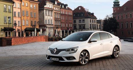 Renault Megane sedan the he moi chinh thuc trinh lang - Anh 2