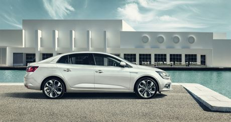 Renault Megane sedan the he moi chinh thuc trinh lang - Anh 3