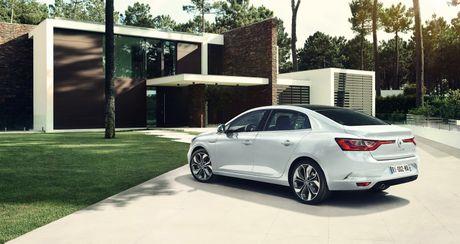 Renault Megane sedan the he moi chinh thuc trinh lang - Anh 4