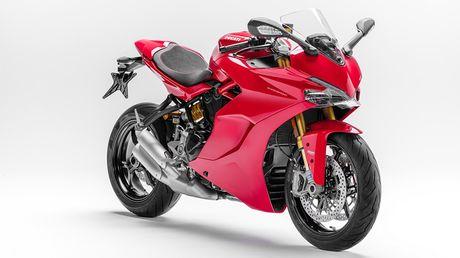 Ducati trinh lang SuperSport hoan toan moi, gia tu 10.995 USD - Anh 1