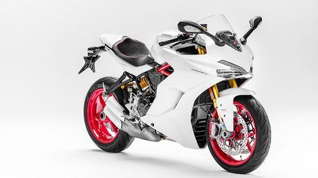 Ducati trinh lang SuperSport hoan toan moi, gia tu 10.995 USD - Anh 2