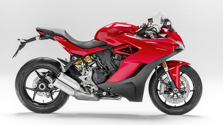 Ducati trinh lang SuperSport hoan toan moi, gia tu 10.995 USD - Anh 3