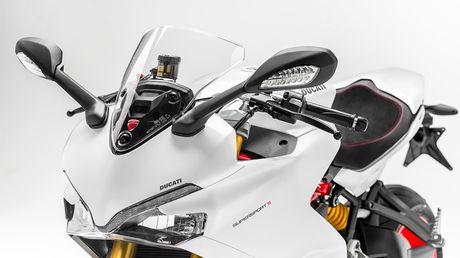 Ducati trinh lang SuperSport hoan toan moi, gia tu 10.995 USD - Anh 5