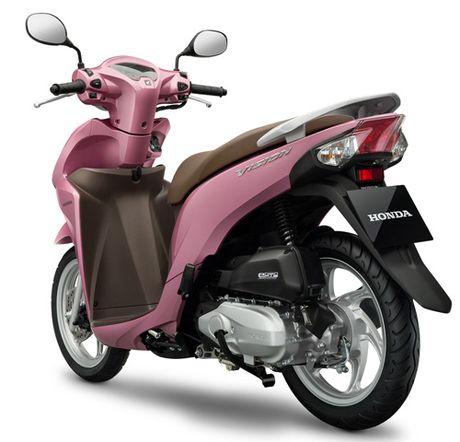 Noi bat phong cach tre trung voi Honda VISION 110cc moi - Anh 2