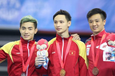 Dinh Phuong Thanh gianh HCV TDDC Cup the gioi - Anh 1