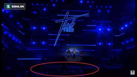 Thai do fan Han Quoc khi Noo Phuoc Thinh bieu dien - Anh 3